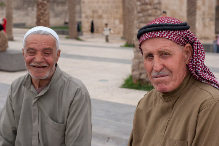 An ageing population in the Middle East