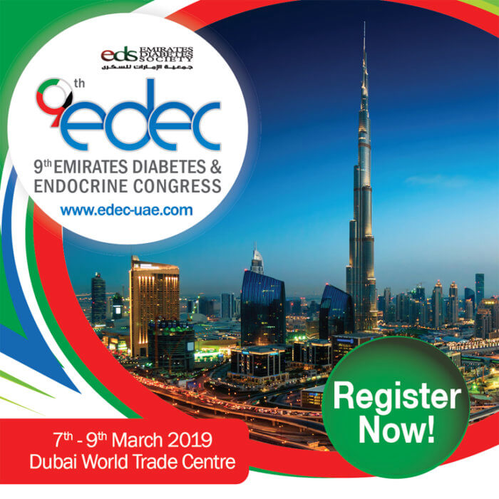 9th Emirates Diabetes & Endocrine Congress (EDEC)