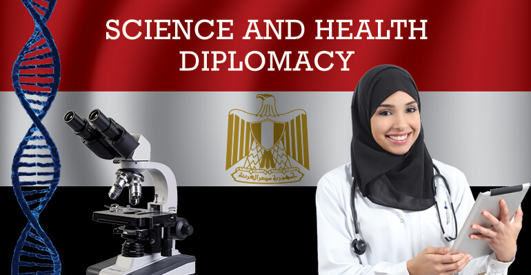 Science and health diplomacy egypt - Middle East Medical Portal
