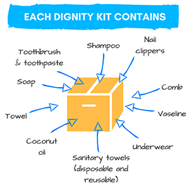 CSR Global Care Dignity Box