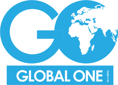 GLOBAL ONE logo