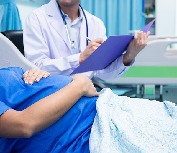 An insight on critical care in obstetrics - pregnant woman in hospital