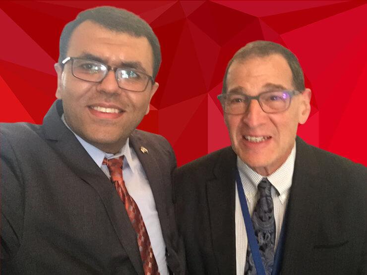 Health diplomacy by Ambassador Jimmy Kolker and Ashraf Abdelghany
