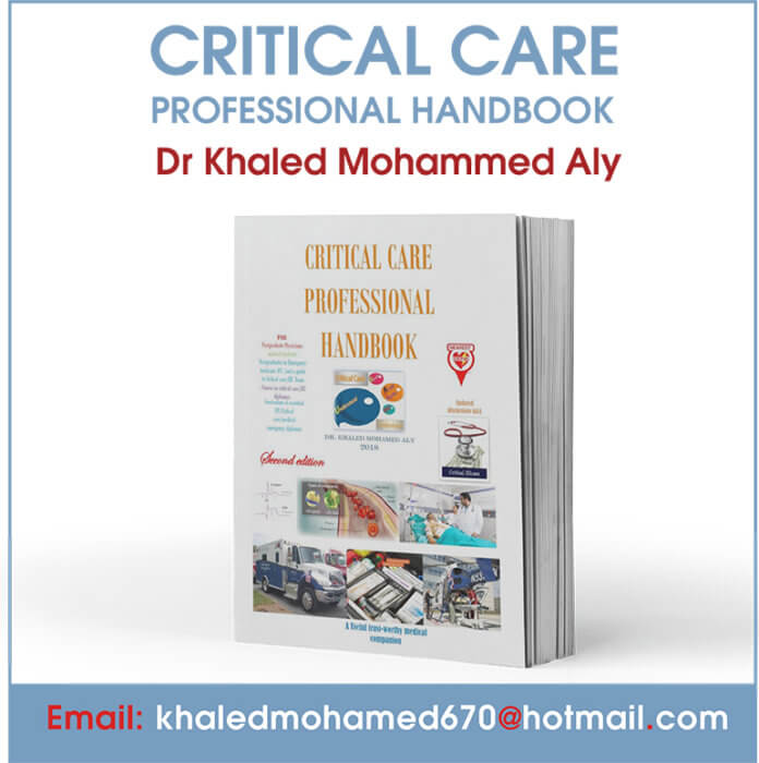 Critical Care Proffesional Handbook