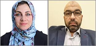 Professor Samar Ahmed & Professor Mohammed Hassanien
